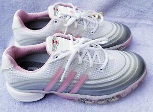 Adidas Golf Shoes Superstar Tour360 Adiprene Women S Size 8 5 New Ebay