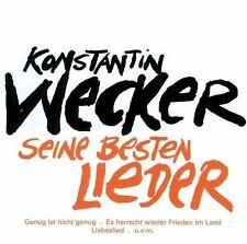 Konstantin Wecker - Seine besten Lieder - CD NEU Beste Greatest Hits Liebeslied