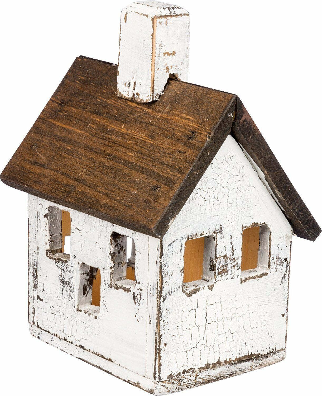 Primitives By Kathy Lighted Manor Birdhouse Country Farmhouse Garden Decoration For Sale Online