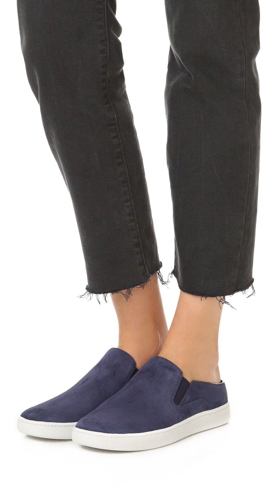 NIB Vince Verrell Slip On Sneakers Deep bluee Size 9