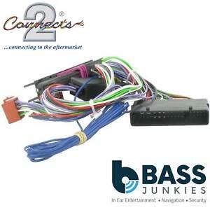connecst2 audi q7 06 15 mmi amplifeid system parrot sot t harness