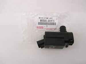 Lexus oem factory windshield washer pump 2001 2003 rx300 for 2001 lexus rx300 power window switch