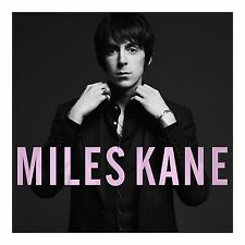 MILES KANE CD Colour Of the Trap DEBUT Album NEW 2011 Arctic Monkeys Alex Turner
