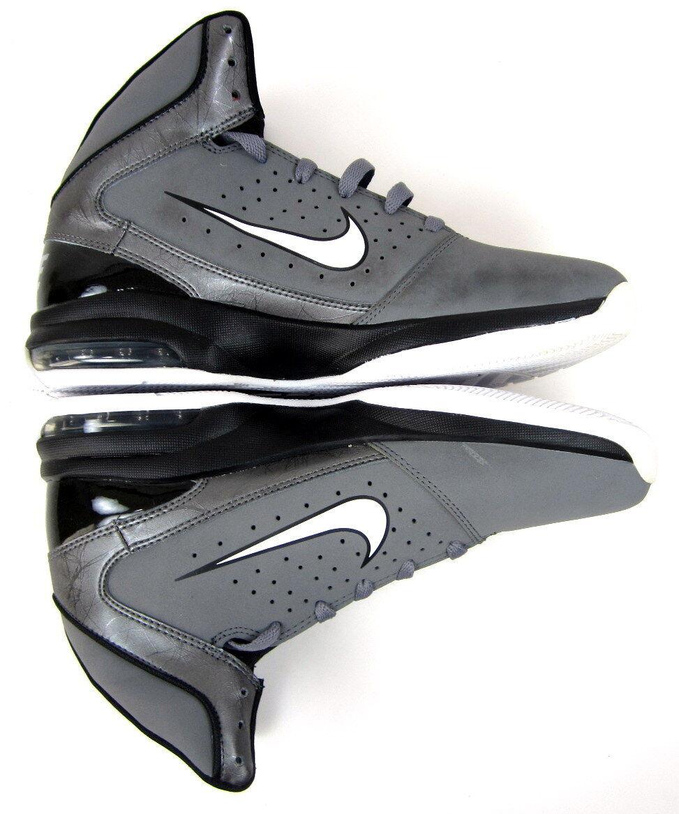 Nike schuhe air max hochgejubelt selten sportlich cool grau 8,5 / schwarz / turnschuhen  8,5 grau e1bf64