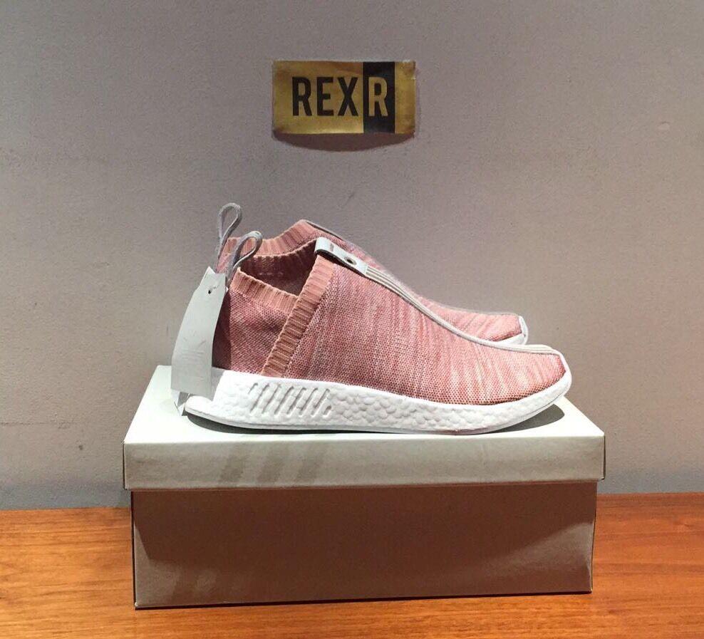 Adidas Consortium x Kith x Naked NMD CS2 Rosa City Sock UK7 US7.5