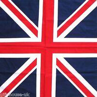 UNION JACK FLAG BANDANA HEAD/WRIST SCARF NECKERCHIEF HEAD WRIST UK SELLER B2