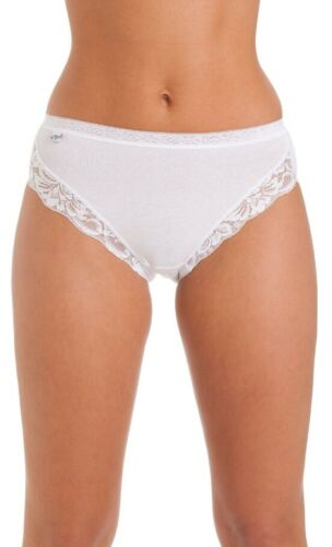 LADIES WOMENS 3 PAIR PACK COTTON COMFORT FULL MAXI BRIEFS KNICKERS SIZE 12-22