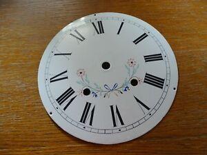 Zifferblatt Uhr Standuhr Emaille Franc Comtois