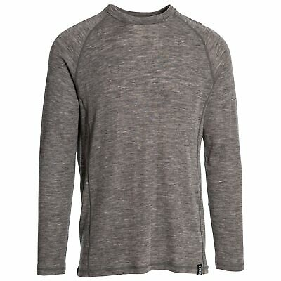 DLX Frey DLX Womens Active Pullover Antibacterial Running Long Sleeve Top