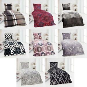 Details Zu Winter Plüsch Bettwäsche Nicky Teddy Cashmere Coral Fleece 135x200 155x220 200