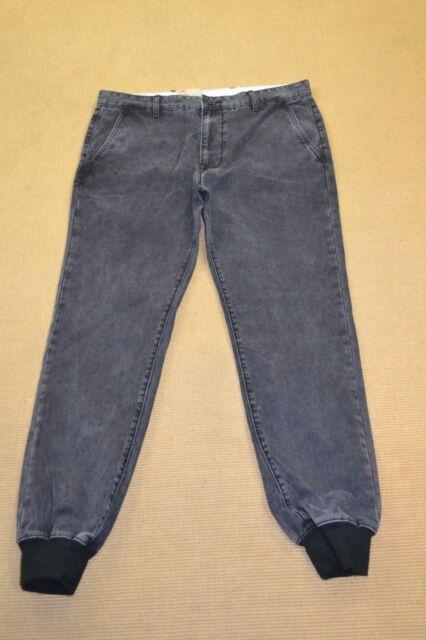 LEVI'S KHAKI CHINO JOGGER PANTS SIZE 34 X 34