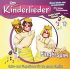 Meine ersten Kinderlieder-Zippel,Zappel,Finger von Kinderliederbande (2013)
