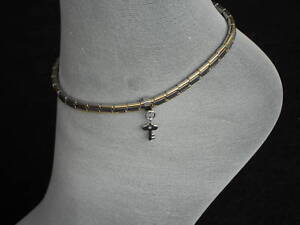 Stainless-Steel-Italian-Charm-Anklets-Silver-Key-Ankle-Bracelets-Free-Shipping