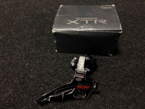 Shimano XTR FD-M953 3x9 Derailleur 31.8mm Vintage