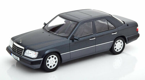 1:18 iScale Mercedes E-Class W124 1989 anthracit