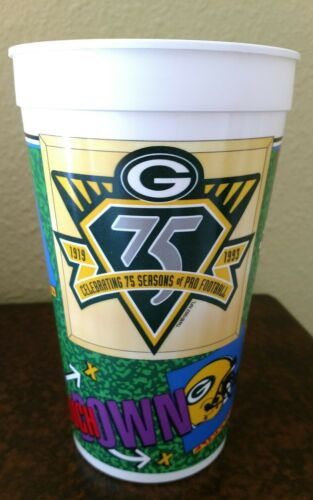 1993 Green Bay Packers 75th Anniversary Collector Cup