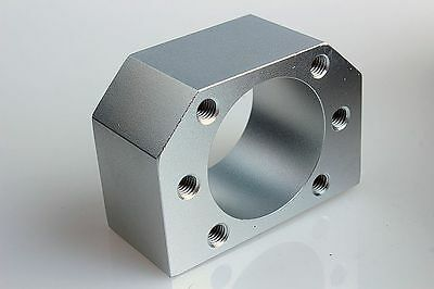 DSG20 CNC Ball Nut Housing Bracket Mount For RM2005//RM2010 Ball Screw Flange Nut