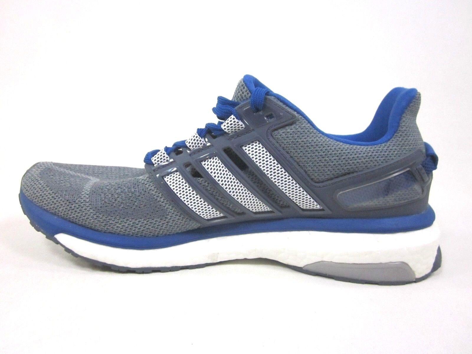 Adidas performance männer energieschubs 3 m us laufschuhe, grau - blaue, us m - größe 9,5 m 98f5c7