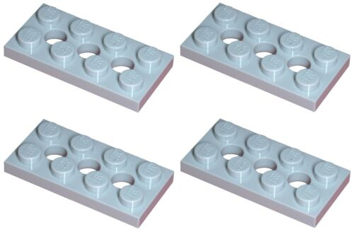 Missing Lego Brick 3709b MdStone x 4 Technic Plate 2 x 4 with Holes