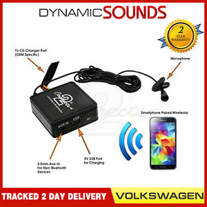 Audi A4 Bluetooth Llamadas Streaming Manos Libres Aux MP3 IPHONE Ipod Sony HTC