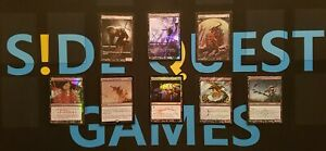 Multicolored Rare 10/% Off 4+ Magic MTG Promo Cards Choose Your Cards