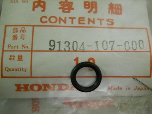 Honda NOS CB100 CB125 O-Ring CB360 9.4x2.4 C5 CB450 # 91304-107-000