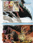 BATMAN MASTER OF THE FUTURE Pg #58 HAND COLORED PRINT GUIDE Barreto, Steve Oliff
