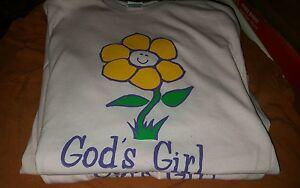 GOD-039-S-GIRL-Christian-T-Shirt-NEW
