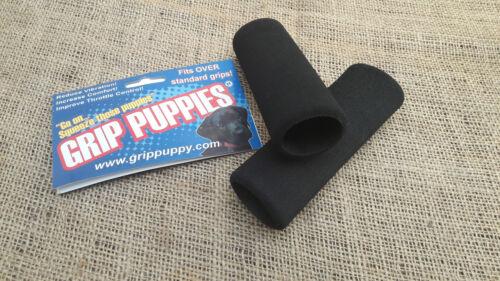 Honda CRF 1000L Africa Twin Adventure Grip Puppies Griffgummies Comfort Grips