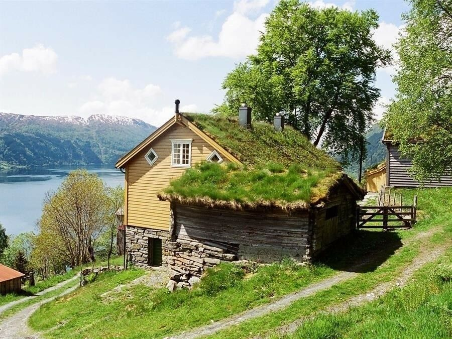 Sommerhus, Regioner:, Eid kommune