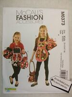 Childrens Kids Aprons Purses Toys Sewing Pattern M6373 See Full Listing