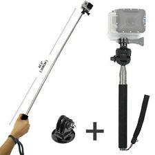 Selfie Monopod Camera Extension Arm Pole & Tripod Mount For GoPro HD& Hero 1/2/3