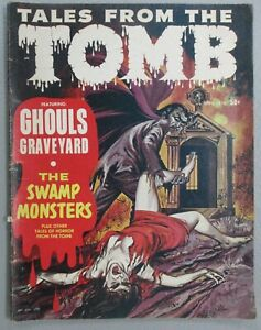 Tales-From-The-Tomb-April-1970-Bronze-Age-Horror-Magazine-Comic-Terror-Suspense