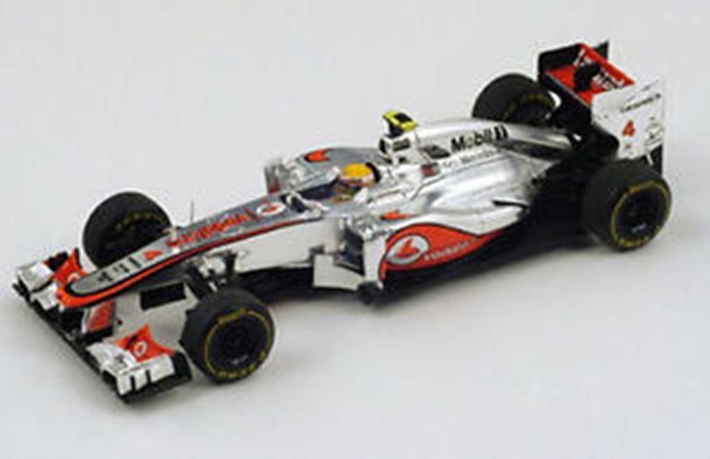 Spark S3044 S3045 McLAREN MP4-27 Modèle Voiture F1 Bouton & Hamilton 2012 1 43 RD