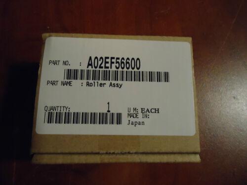 ROLLER Konica Minolta bizhub,C200,C220,C280,C203,C253 PART#A02EF56600 NEW