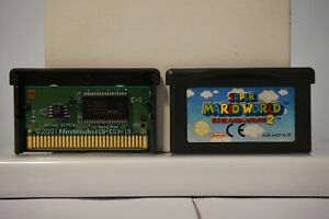 Super-Mario-World-Advance-2-Game-Boy-nintendo-GBA-original-Gameboy-2002-original