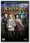 R.l. Stine S Monsterville The Cabinet of Souls DVD