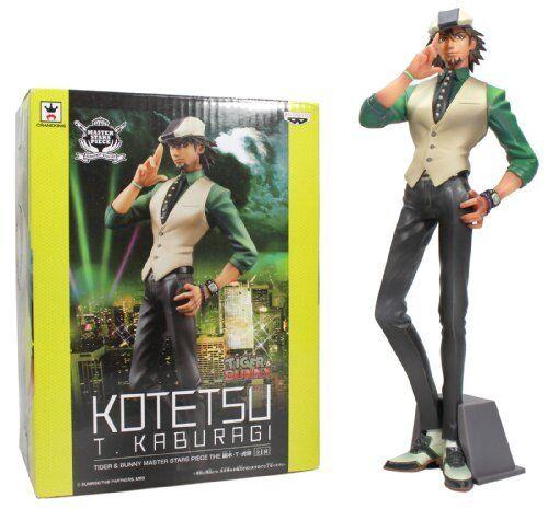 "Kotetsu//Wild Tiger 10/"" Figure Kaburagi T Banpresto 48121 Tiger and Bunny"