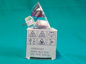NEW-EFN-8v-50w-OSRAM-XENOPHOT-LAMP-8mm-MOVIE-PROJECTORS-PROJECTOR-HEAVEN