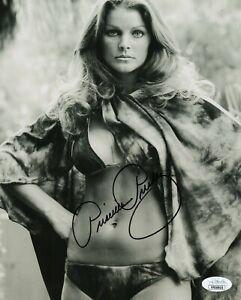 Priscilla-Presley-Autograph-Signed-8x10-Photo-Naked-Gun-Elvis-Presley-JSA-COA