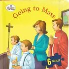 Going to Mass (St. Joseph Beginner Puzzle Book) by Thomas Donaghy (Hardback, 2009)