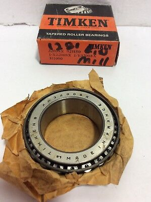 with 92KA1 Cup,40 mm Bore- NEW Part #32008X TIMKEN Tapered Roller Bearing