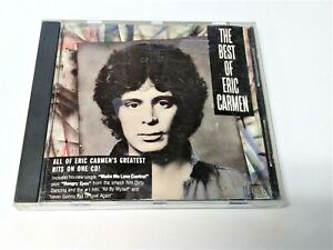 Eric-Carmen-The-Best-of-Eric-Carmen-CD-1988-Arista-Hungry-Eyes