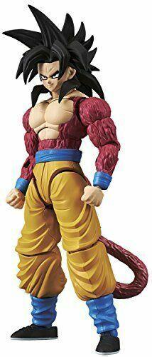 Figure-rise Standard Dragon Ball GT DBGT Super Saiyan 4 SSJ4 Son Goku Bandai