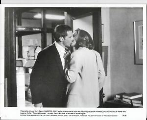 Image Is Loading 8x10 Hollywood Movie Pic For Presumed Innocent With