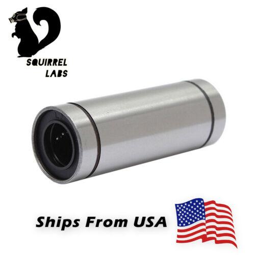 Long-Linear-Bearing-Bushing LM12LUU 12mm DIY CNC 3D Printer RepRap