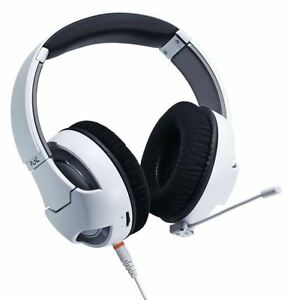 Func HS-260 50mm Gaming Headset in White