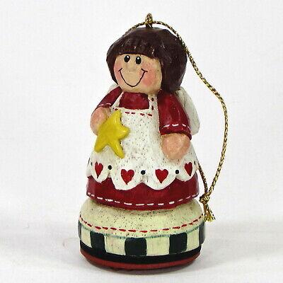 Midwest of Cannon Falls Eddie Walker Mini Angel Thimble Ornament