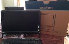 eMachines EZ1601-01 All In One Desktop Computer W/ Original Box ! Excellent-WoW!
