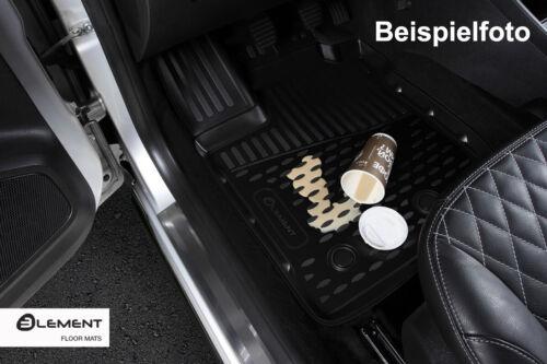 Gummimatten Fußmatten Fußraumschale Suzuki Jimny 2018-4 Generation